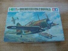 L147 Tamiya Model Kit MA119 - Brewster F2A 2 Buffalo - 1/48