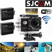 Original SJCAM SJ4000 Sports Camera DV WIFI 12MP Full HD 1080P Helmet Camcorder