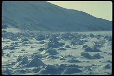 184090 Presure Ice Baffin Island NWT A4 Photo Print