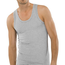 782b3c975f09 Schiesser Authentic 2x Camiseta Interior 4 5 6 7 8 Blanco Negro Gris Nuevo