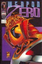 WEAPON ZERO N° 3comics Semic
