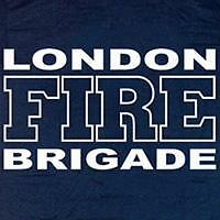 London Fire Brigade United Kingdom T-shirt  2XL