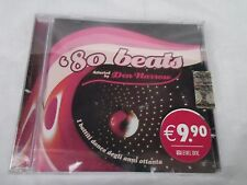 """'80 beats Selected by Den Harrow""  compilation cd musica anni 80"