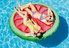"Intex 56283EP Swimming Pool Inflatable 72"" Watermelon Island Float"