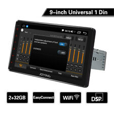 JOYING 9 Inch Single1 Din Stereo 2GB DSP Android 8.1 Radio Car GPS Touch Screen