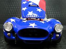 A 1966 Ford Cobra Shelby Race Car 1 24 Sport 40 GT 12 Vintage 18 T 43 Model 64