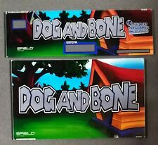 Spielo Aura Slot Machine Set of Glass for DOG AND BONE