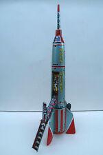 Masuya Moon Rocket 40Cm La Vraie , Superbe Etat Space Toy Japan 1967