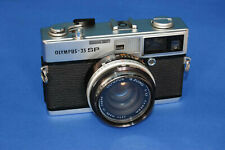 Olympus 35SP 35mm film Rangefinder with case FILM TESTED