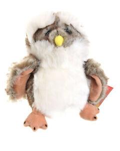 Grey Owl Soft Toy 18cm- Keel Toys- Cuddly soft toy