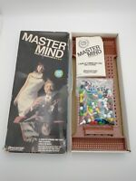 Vintage Pressman Mastermind: Break the Code Strategy Board Game, Complete in Box