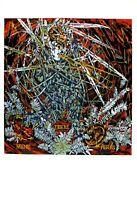 Arnaldo Roche Rabell, Large Signed Original Gravure - Porto-Rican Artist