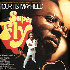 Curtis Mayfield - Super Fly (Vinyl LP - 1972 - US - Reissue)
