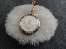 Up Necklace Pendant Watch Pretty Swiss Made Story Wind