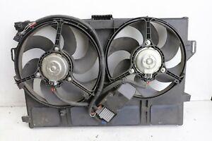 Aston Martin V8 Vantage 2008 Complete Front Dual Radiator Fan Assembly J156