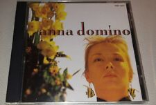 Anna Domino • This Time (CD, 1987, Victor Musical) Japan Pressing VDP-1301
