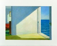Edward Hopper Rooms by the Sea Zimmer am Meer Poster Kunstdruck Bild 28x36cm