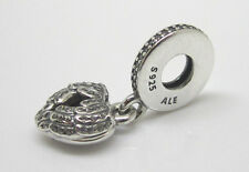 Authentic Pandora #791737CZ Angel Wings Charm Locket