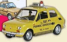 Fiat 126p Roadside Assistance - 1/43 - DeAgostini - Cult Cars of PRL 'S'