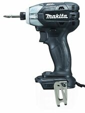Makita Rechargeable Soft Impact Driver 14.4V Black Body Only TS131DZB