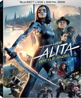 Alita: Battle Angel [New Blu-ray] With DVD, Widescreen, Digital Copy,