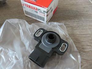 Yamaha Sensor Del Acelerador YZF-R1 Poti Acelerador Original Nuevo