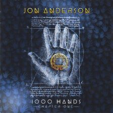 Jon Anderson – 1000 Hands - Chapter One CD YES [NEW CD]