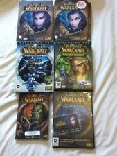 World of Warcraft/3 Ausgaben