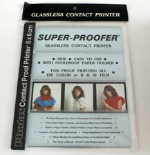 Photax Super-Proofer Glassless Contact Printer for 120 Film (6 x 6cm)