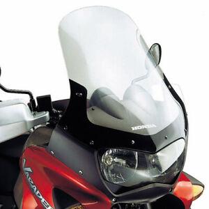 Motorrad Spoilerscheibe getönt Honda Varadero XL 1000 Bj 99 bis 02 Givi NEU