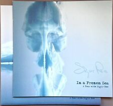 Sigur Ros ‎– In A Frozen Sea: A Year With Sigur Ros PAPERBACK BOOK + JACKET NEW