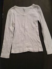 Old Navy Girls White Shirt Size-S