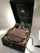 Players 1930s Decade Collectable Phonographs & Gramophones
