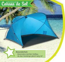 Strandmuschel Cabana de Sol, das große Strandzelt / Sonnenzelt, UV50+ geprüft
