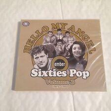 Hello My Angel - Ember Sixties Pop Vol.3 (2010) CD  1960s Pop