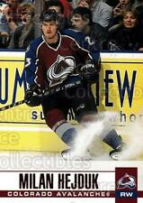 2003-04 Pacific Red #84 Milan Hejduk