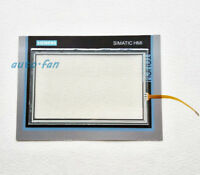 for New Siemens SIMATIC HMI 6AV2124-0GC01-0AX0 TP700 touch glass+protective film