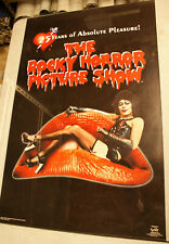 Rocky Horror Picture Show 2000 34 x 22 Nos+ 2 Free posters see in description.