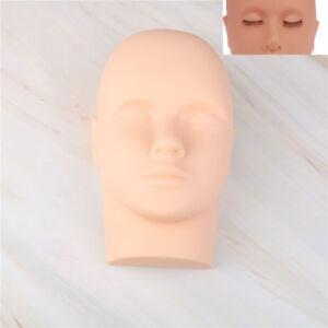 3D Microblading Permanent Makeup Eyebrow Practice Human Face Skin Lips Tattoo W*