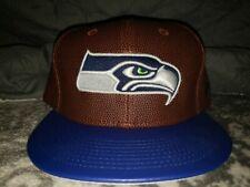 New Era Seattle Seahawk's Limited Edition Strapback Hat Cap Football