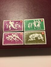 Switzerland Stamps 1950's Mix