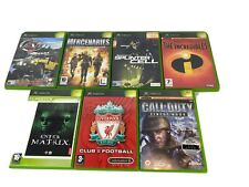 xbox original games bundle 7 Games