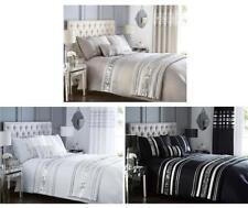 Microfiber Striped Bedding Sets & Duvet Covers