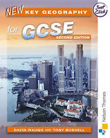 New Key Geography for GCSE by Waugh, David Bushell, Tony (Paperback book, 2007)