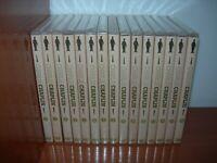 COLECCIÓN COMPLETA - CORTOS CHARLIE CHAPLIN 15 DVD 14 PRECINTADOS 1 COMO NUEVO