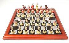 Collezione completa di scacchi americani contro inglesi