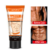 Fat Burning Cream Anti Cellulite Slimming Weight Loss Compact Abdominal Muscle