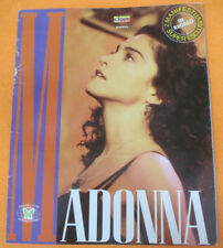 BOOK LIVRE MADONNA 1988 avec photo éditions JE VEUX DIRE' INTERNATIONAL