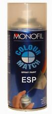 Coche pintura en aerosol Renault TE266 Gris Acero 2 Ed aerosol gris 400 Ml