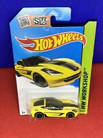 Hot Wheels 14 Corvette Stingray 233/250